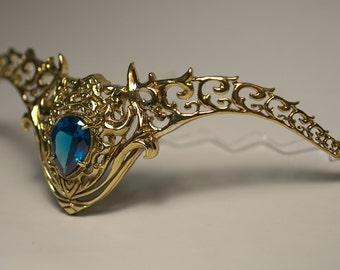 Fire diadem (brass)