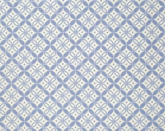 Nostalgia Tilly Blue - 1/2yd