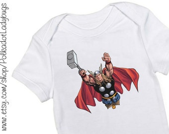 Thor Infant Creeper Youth and Adult Sizes