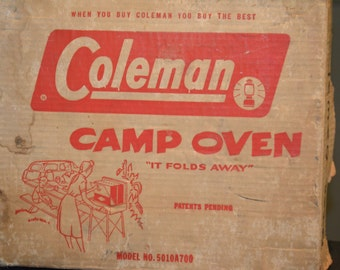 Coleman Camping Oven