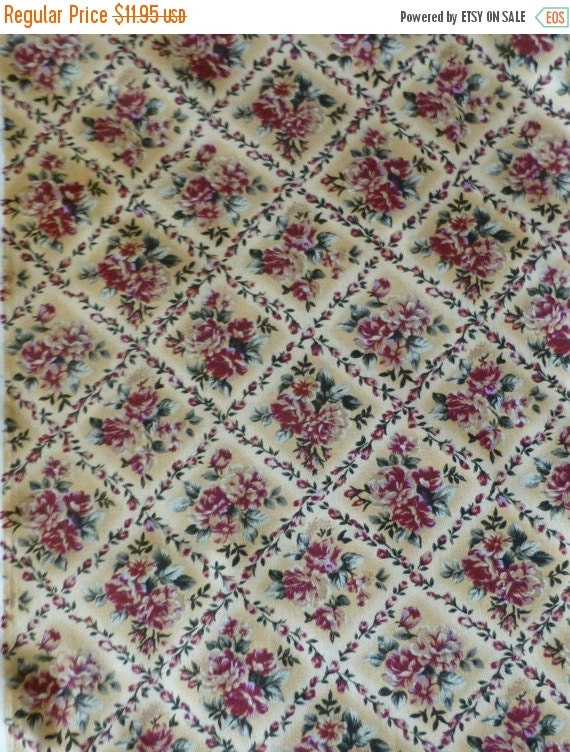 50 Off Sale Cotton Fabric Quilt Home Decor By Suesfabricnsupplies