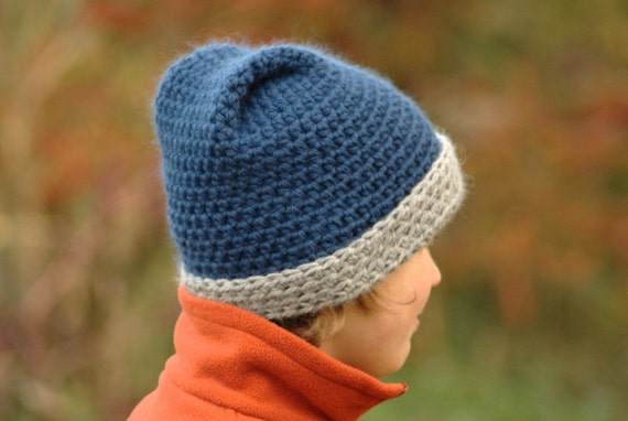 Bulky Yarn Child Hat Pattern Crochet : Crochet Pattern Childs Hat Pattern Crochet by ...