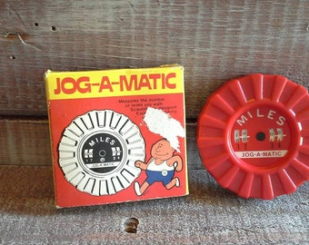 Vintage Jog-A-Matic