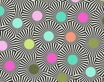Tula Pink Slow and Steady Strawberry Kiwi Clear Skies  Free Spirit Fabric