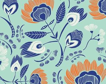 Floras Naranja - Art Gallery Fabrics