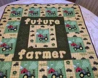 Future Farmer Quilt