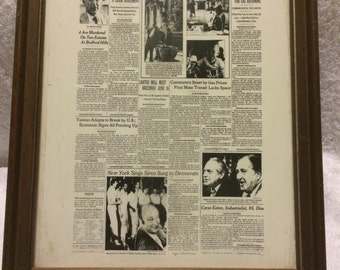 The New York Times Friday May, 11 1979 Newspaper Article image
