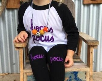 """LEGGINGS  - """"Hocus Pocus"""" leggings"""