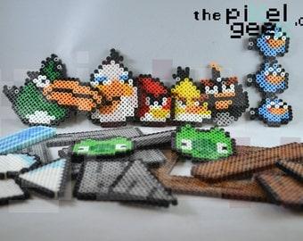 Mini Angry Birds