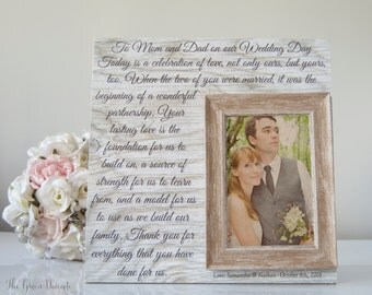 Wedding Gift For Mom - Father Of The Bride Gift - Mother Of The Bride Gift - Mom Wedding Gift - Mother Of The Groom Gift