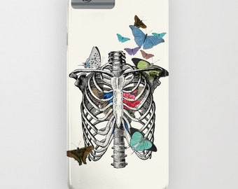 Anatomy 101 Phone Case, iphone 6,  6 plus  5 Samsung S3, S4 S5, S6 thorax, anatomical, med student, cases, protective, gadgets, tech