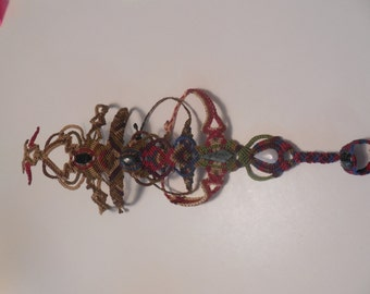 Mayan Princes Arm Bracelet