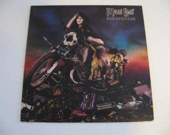 Meat Loaf - Bad Attitude - Circa 1984