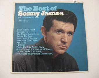 Sonny James - The Best Of Sonny James - Circa 1966