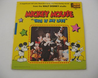 Walt Disney - Mickey Mouse - This Is My Life - 1971