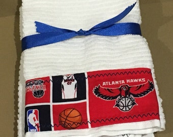 Atlanta Hawks  Hand Towels