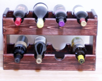 Wine Rack  Counter Top