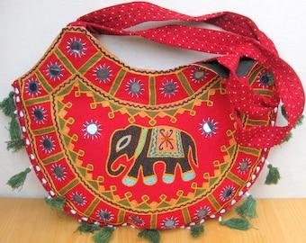 Gypsy bag / tote bag/colorful bag / shoulder bag/ fashion bag /tribal bag/ embroiderd bag/ gift item.