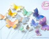 1 dozen Butterfly Toppers...