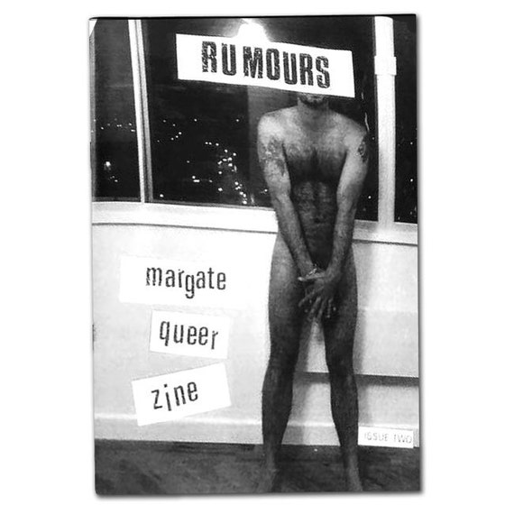 Rumours #2 - Margate Queer Zine