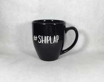 Shiplap. 16oz Coffee Mug
