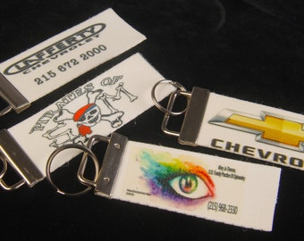 Personalized Custom Key Fobs