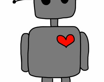 Robot Baby Clothes
