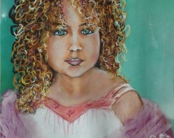 "Portrait of children ""Jay"""