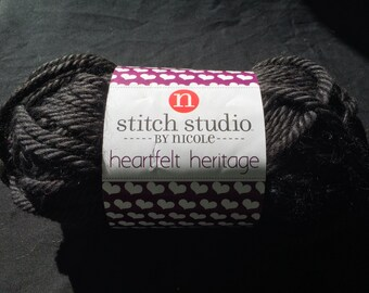 "Stitch Studio by Nicole - Heartfelt Heritage in ""Licorice"""