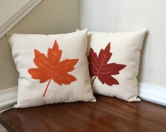 Fall Throw Pillows Etsy
