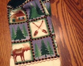 Crochet top towel #32