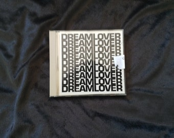 Mariah Carey Dreamlover 6 Tracks and Remixes.  Alt Cover. Limited Ed in USA