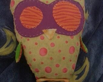 Custom Owl Plushie