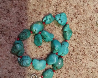 Turquoise beads for sale