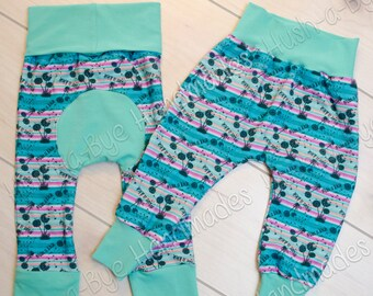Make a Wish Harem Pants Ready to Ship