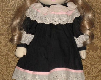Vintage NEW 1984 - Dolls By Pauline Bjonness-Jacobsen - Amanda Jane - Limited Edition - Mint Condition
