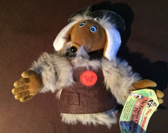 Tobermorey Womble Soft Toy