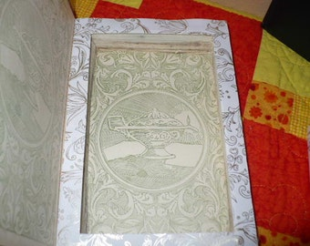 Hollow Book Secret Compartment