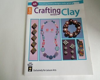 Crafting With Clay by Leisure Arts