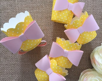Mini Cupcake wrappers, cupcake bake cups, cupcake wrappers