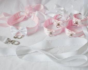 Little Pink Kitten Set