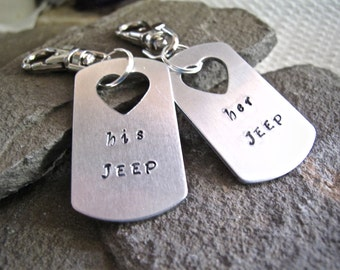 Jeep keychain, His Jeep Her Jeep Keychains, Jeep hair don't care, Jeep Jewelry, jeep grill keychain, live free