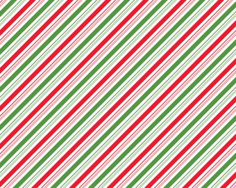 Christmas Candy Cane Pattern Printed vinyl- craft vinyl - HTV or Adhesive