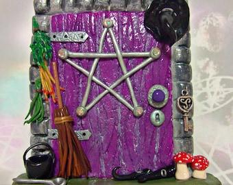 FD601 - Witch Fairy Door