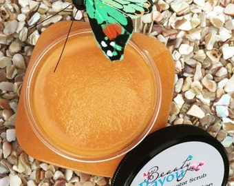 Tangerine Dreams Exfoliating Sugar Scrub