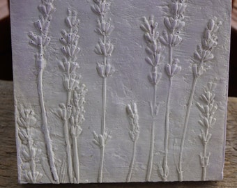 English Lavender Decorative Tile