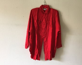 intage 1980's Blouse India