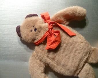 Vintage WATER BOTTLE Teddy Bear Cover