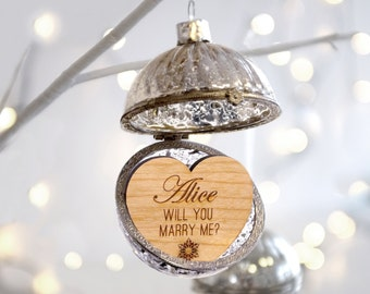 Christmas proposal  Etsy