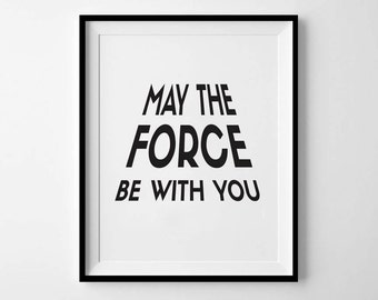 may the force be with you inspirational quotes star wars